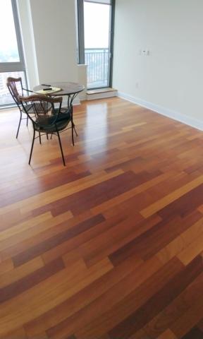 mirage brazilian cherry engineered floors