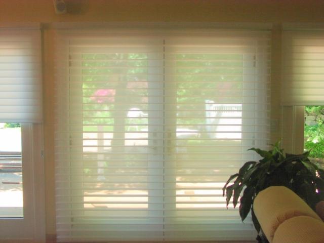 horizontal sheer window shadings