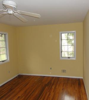 oak floors refinished