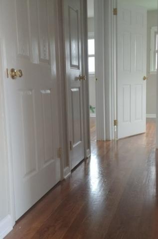 Flooring and door replacement